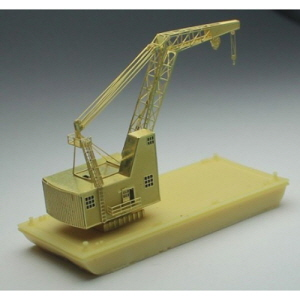 [NW70037] 1:700 USN YD-88 25t Floating Crane